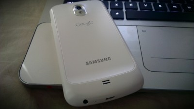 Galaxy Nexus is made by Samsung