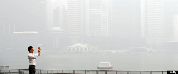 SINGAPORE-INDONESIA-MALAYSIA-ENVIRONMENT-HAZE